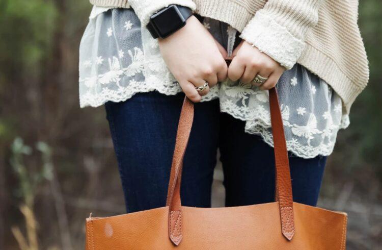 Skórzane torebki dobre we wszystkich okolicznościach